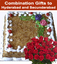 Cakes Flowers Sweets Gifts Hyderabad Biryani Door delivery to Hyderabad and Secunderabad India